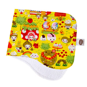 Kawaii Lemon Burp Cloth - Small Potatoes - 1