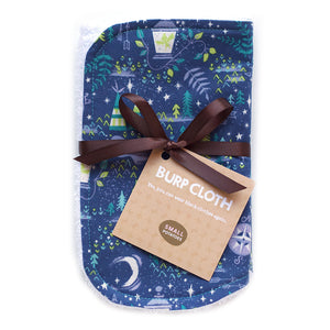 Neverland Escape Burp Cloth