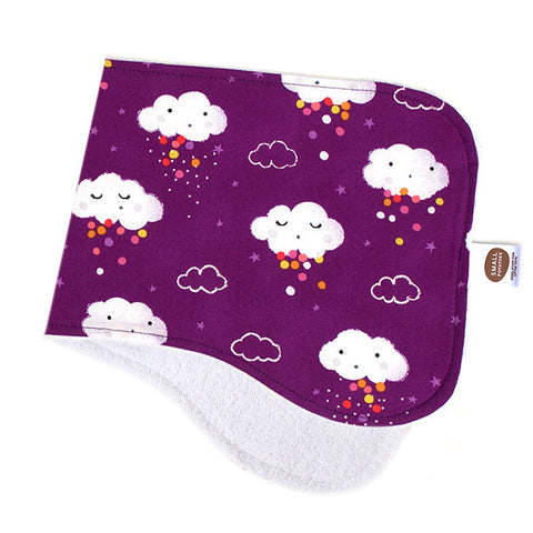 Pitter Patter Burp Cloth