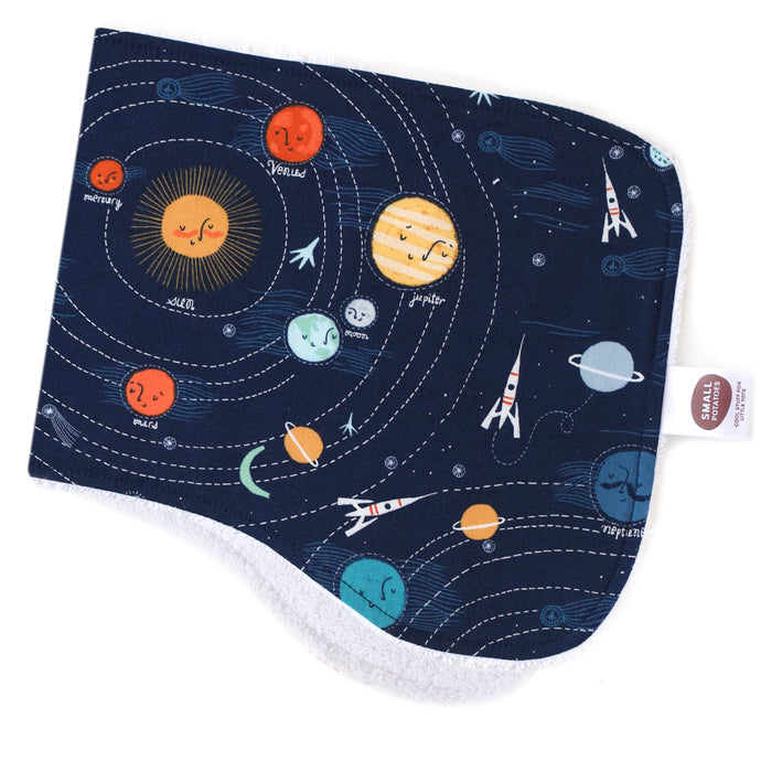 Supernova Burp Cloth