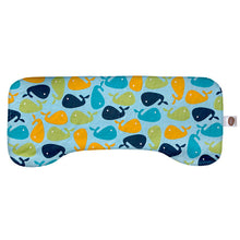 Whales Tales Burp Cloth - Small Potatoes - 2