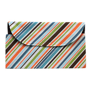 All-Star Diagonal Multi Diaper Clutch - Small Potatoes - 1