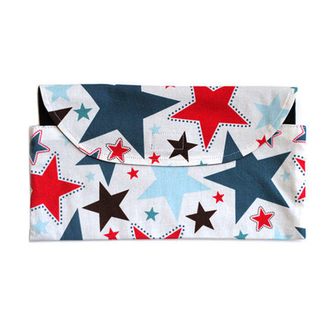 All-Star Rodeo Diaper Clutch