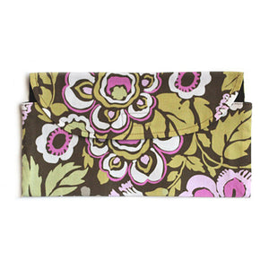Deco Rose Diaper Clutch - Small Potatoes - 1