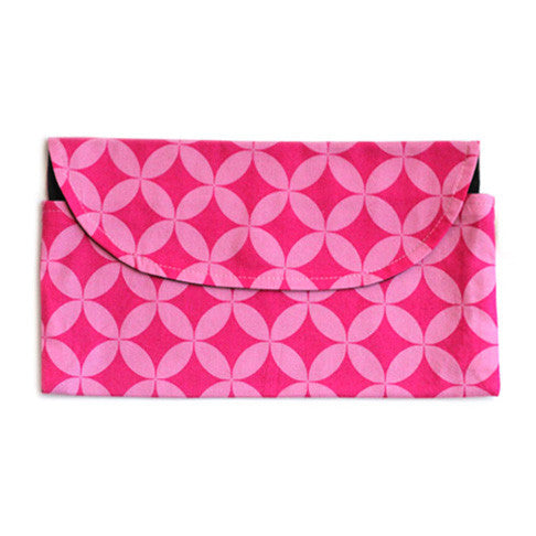 Good Folks Pink Diaper Clutch - Small Potatoes - 1