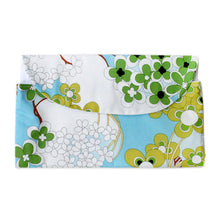 Lou Lou Blue Diaper Clutch - Small Potatoes - 1