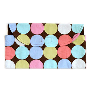 Mod Dots Multi Diaper Clutch - Small Potatoes - 1