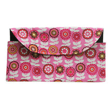 Pop Blossom Pink Diaper Clutch - Small Potatoes - 1