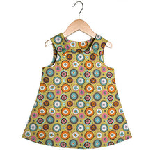 Blooming Lovely Sage Dress - Small Potatoes - 1