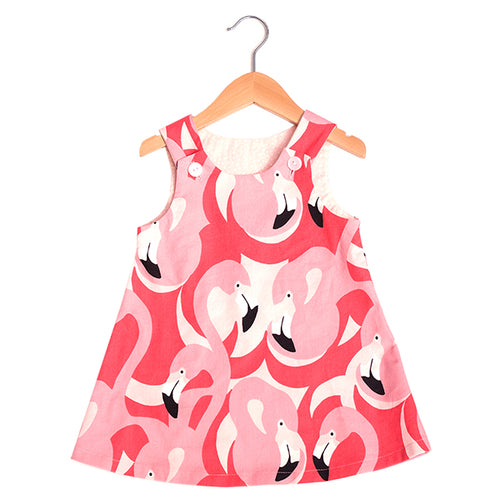 Flamingos Dress