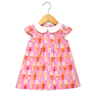Soft Serve Peter Pan Collar Dress