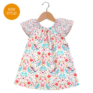 Spring Buds Dress - Small Potatoes