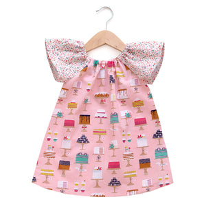 Sweet Cakes Dress - Ready to Ship
