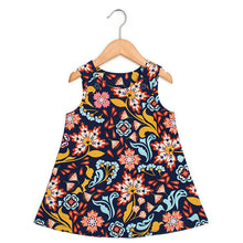 Urban Garden Dress - Small Potatoes - 1