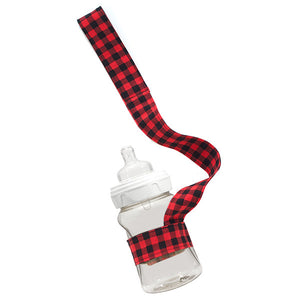 Buffalo Plaid Drinky Leash