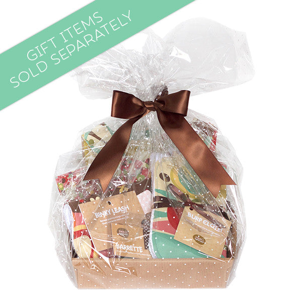 Gift Basket Packaging - Small Potatoes