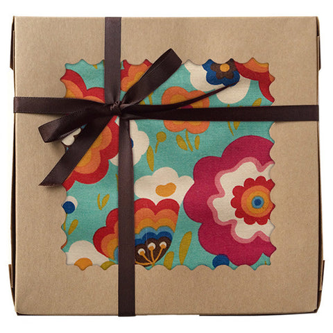 Flying Colours Teal Gift Set
