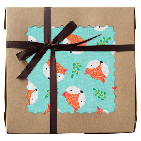 Foxy Faces Gift Set