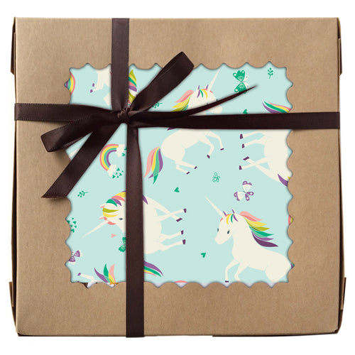 I Heart Unicorns Blue Gift Set