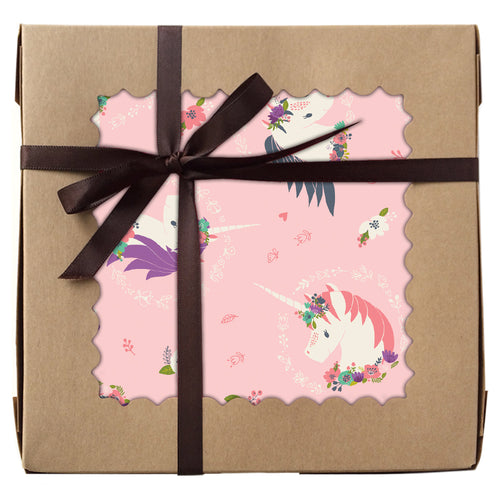 I Heart Unicorns Pink Gift Set