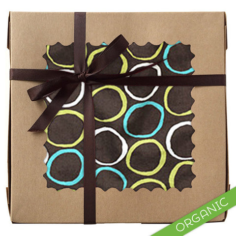 Mod Circles Blue Gift Set - ORGANIC