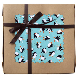 Playful Penguins Gift Set