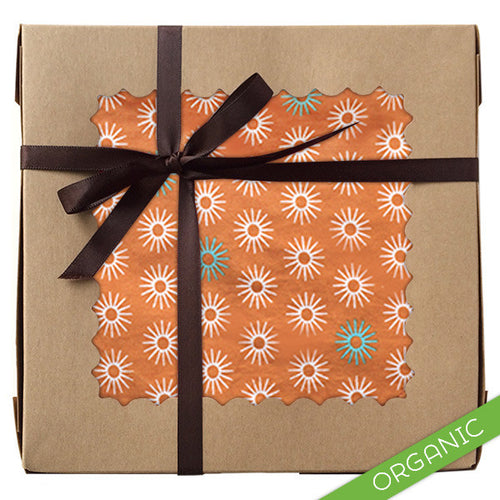 Starburst Orange Gift Set - ORGANIC - Small Potatoes - 1