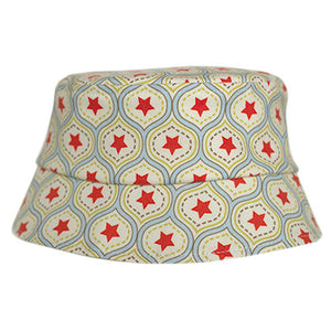 All-Star Damask Hat - Small Potatoes