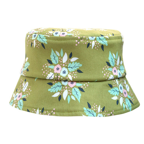 Antler Bouquet Green Hat - Ready to Ship