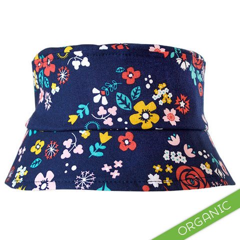 Blossom Festival Hat - ORGANIC - In Stock