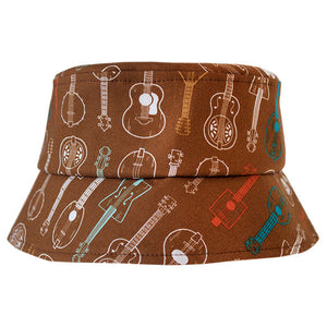 Folk Guitars Hat - Small Potatoes