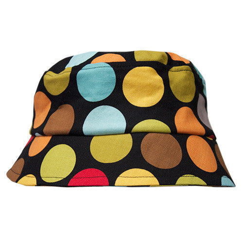 Gum Ball Dark Hat - Small Potatoes