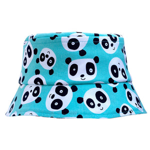 Happy Pandas Hat - Ready to Ship