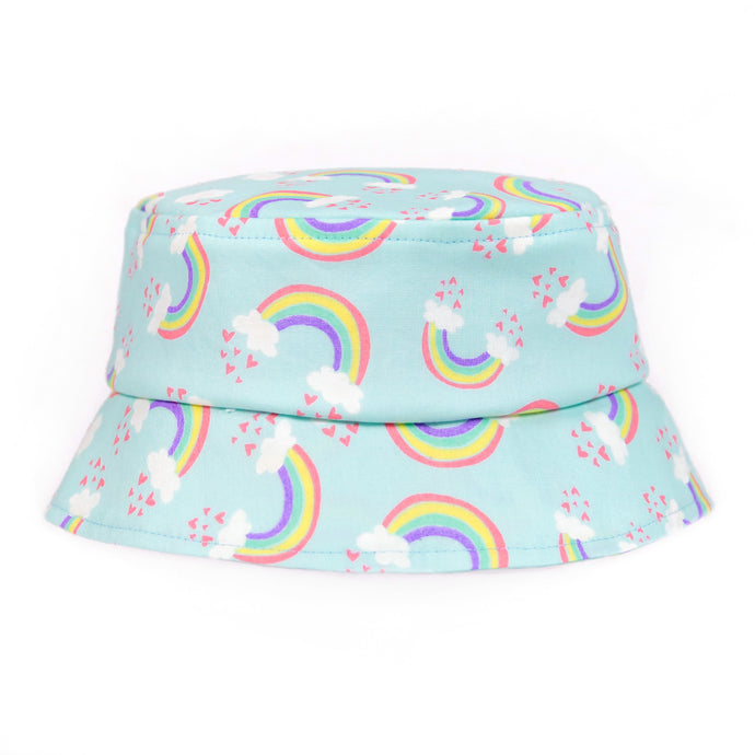 I Heart Rainbows Hat