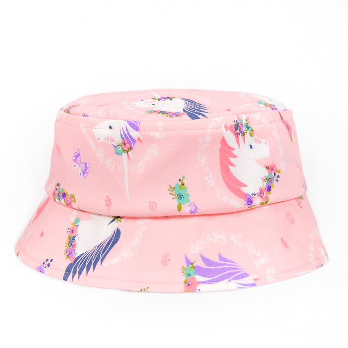 I Heart Unicorns Pink Hat