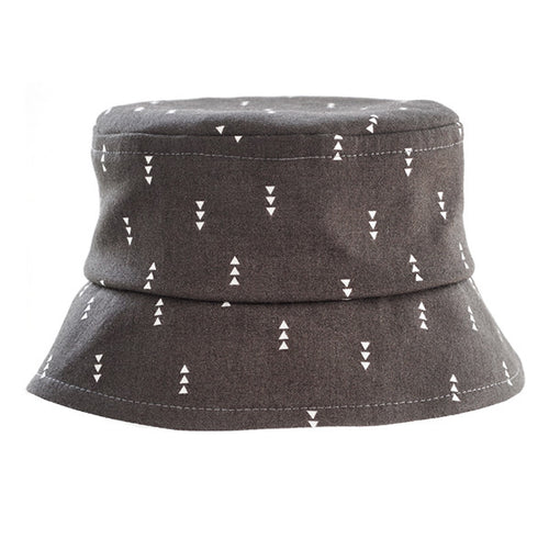 Nordic Arrows Grey Hat - Small Potatoes
