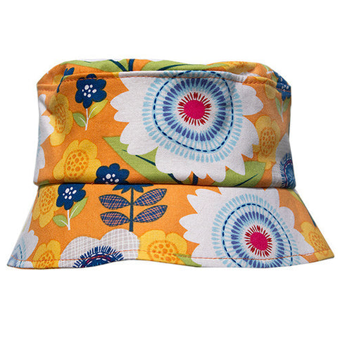 Summer Blooms Hat - Ready to Ship