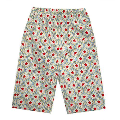 All-Star Damask Pants - Small Potatoes - 1