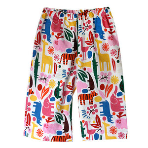 Mod Zoo Primary Pants - Small Potatoes - 1