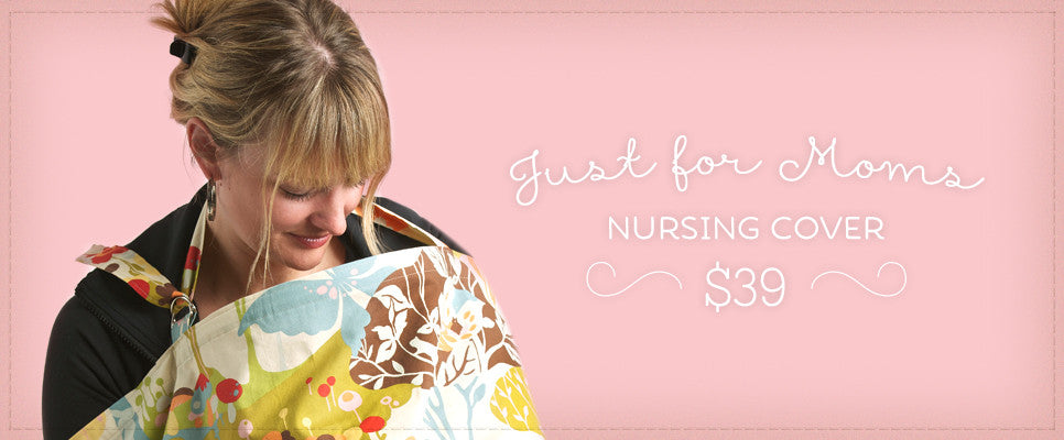 Nursing Covers $39