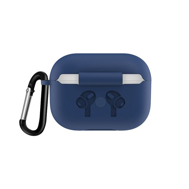 Ecouteur Sans Fil Coque For Airpods Pro Earphones Silicone Wirless Earphone For Air Pods Pro Auriculares Inalambricos Fundas