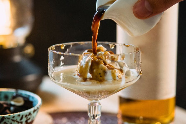 Affogato Martini