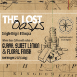 Lost Oasis Label