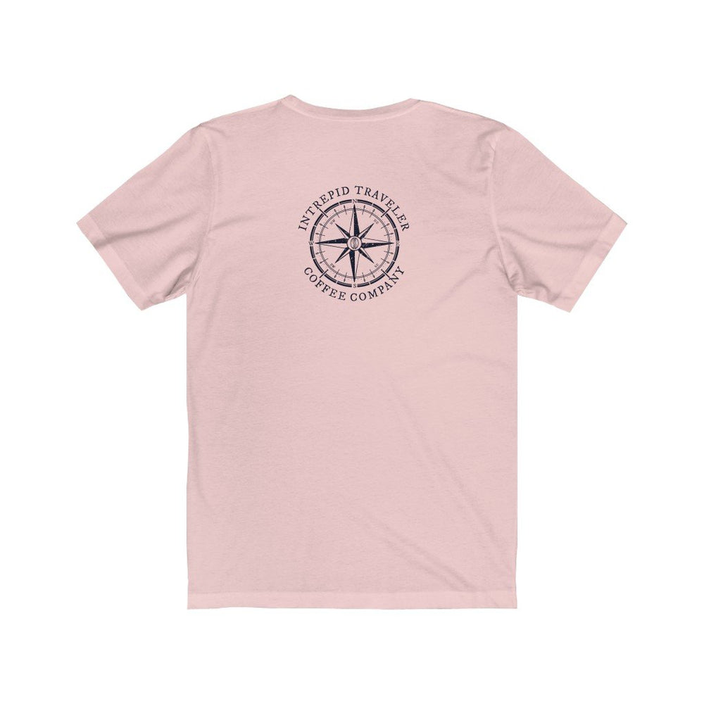 Printify T-Shirt Bermuda Triangle - Kraken Attacks-  Unisex (6 Styles)