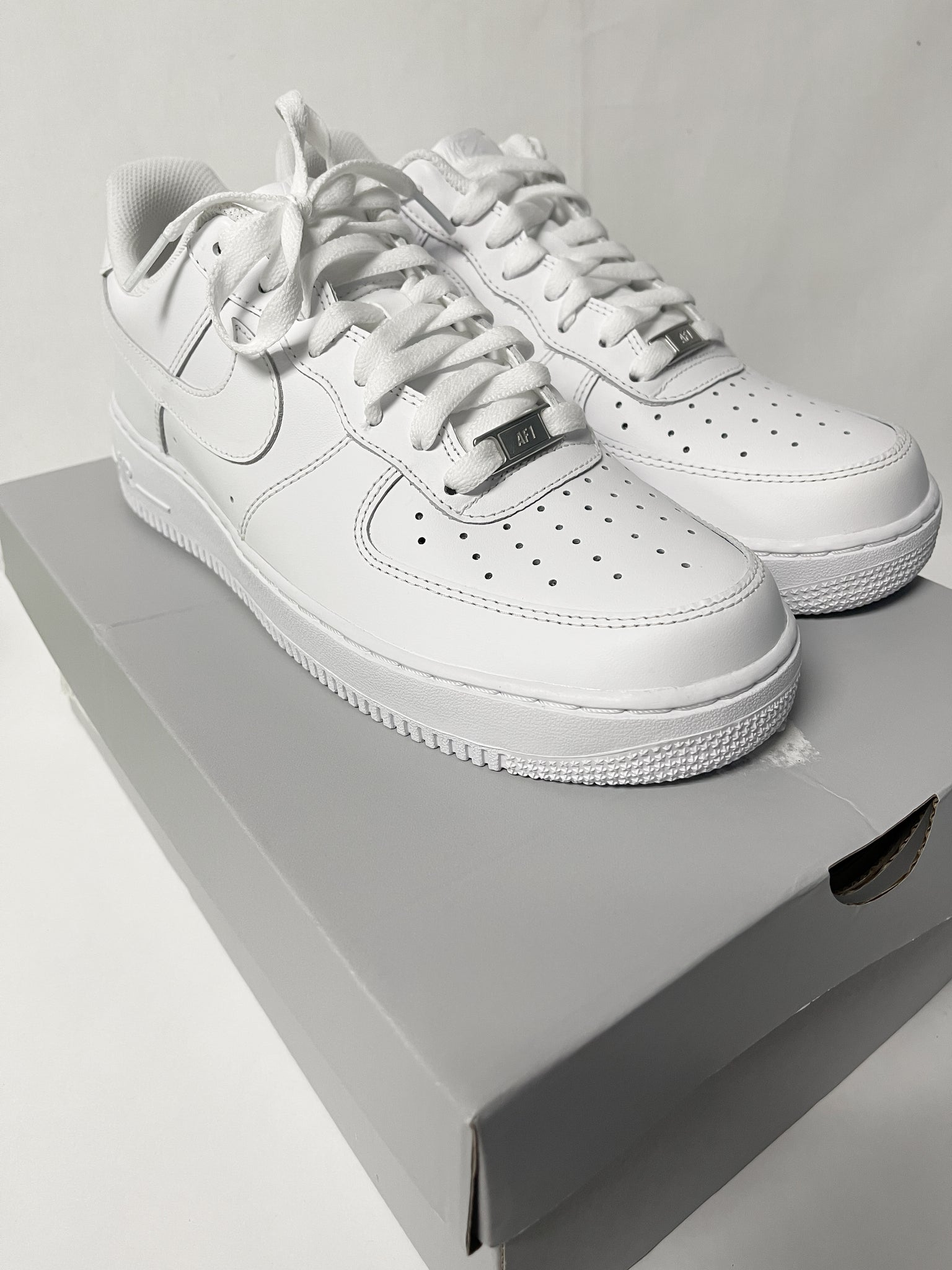Air Force 1's/ Size 10