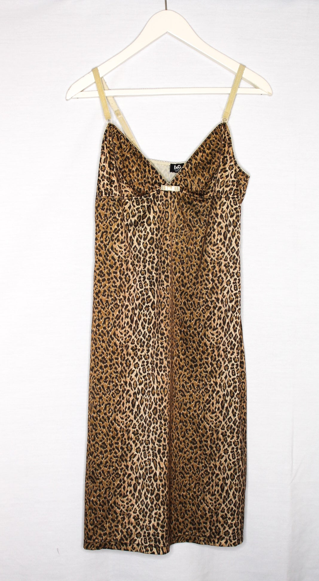 D&G Cheetah Dress/ Size M
