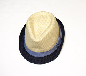 Blue Fedora/ Various Sizes