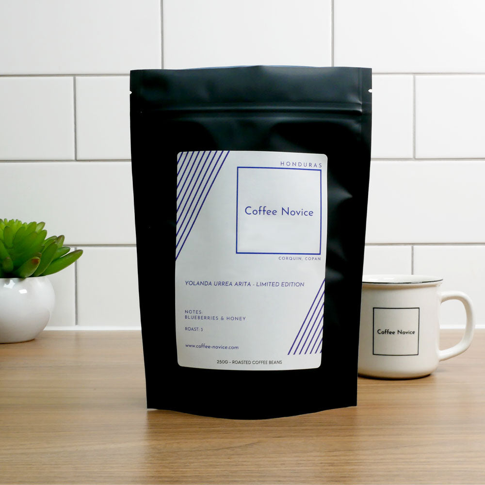 Coffee Novice speciality coffee limited edition Honduras