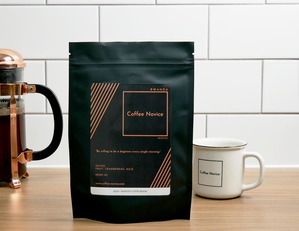 Coffee Novice speciality coffee single origin Rwanda