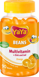 YaYaBeans® Multivitamin Orange